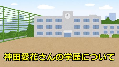 神田愛花の経歴まとめ!学歴もすごくて大学時代はミスコンで優勝?!3